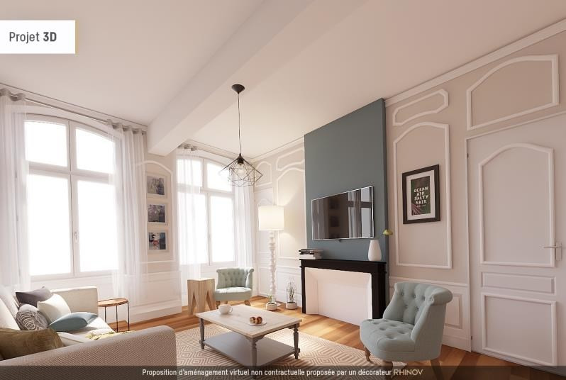 Vente de prestige appartement Bordeaux 888 000€ - Photo 5
