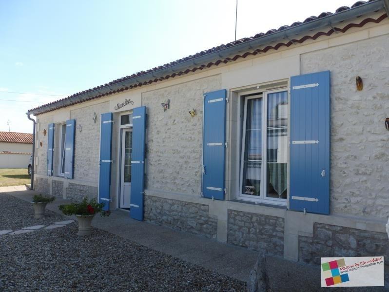 Sale house / villa Meschers sur gironde 231000€ - Picture 1