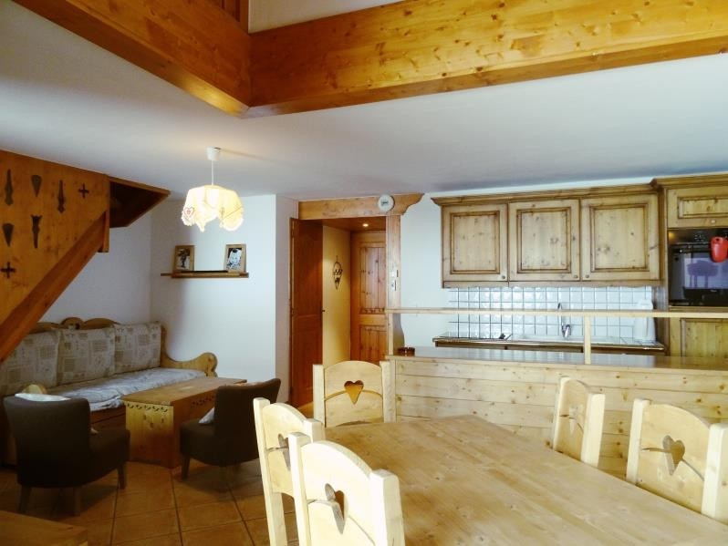 Vente de prestige appartement Les arcs 400 000€ - Photo 2