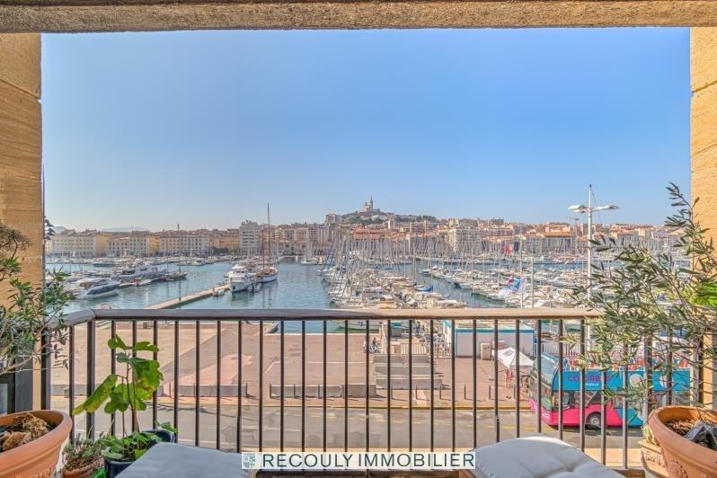 Vente de prestige appartement Marseille 2ème 625000€ - Photo 1