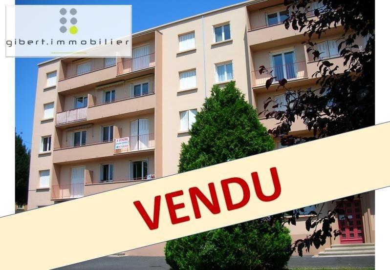 Sale apartment Vals pres le puy 59400€ - Picture 1