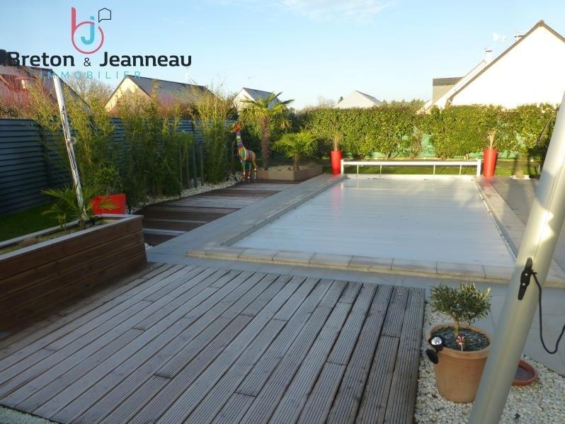 Sale house / villa Courbeveille 291200€ - Picture 8