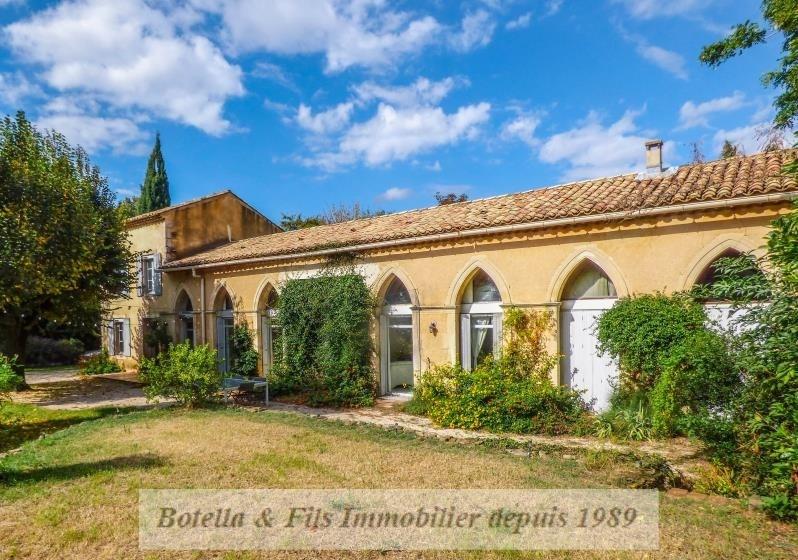 Venta de prestigio  casa Bagnols sur ceze 498000€ - Fotografía 1