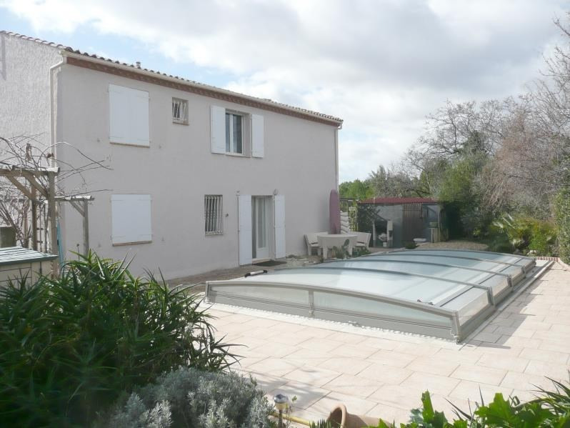 Vente maison / villa Beziers 295000€ - Photo 1