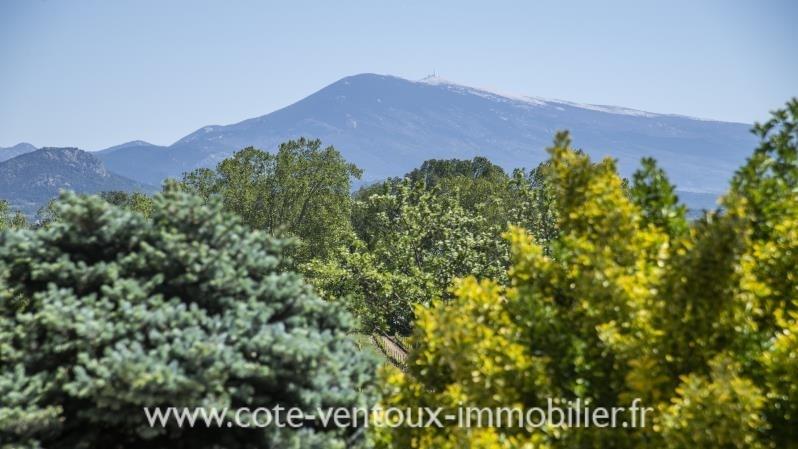 Sale house / villa Sarrians 420000€ - Picture 16