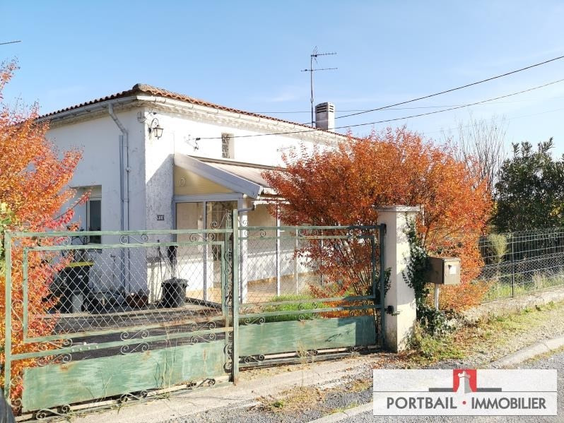 Vente maison / villa Blaye 102600€ - Photo 8