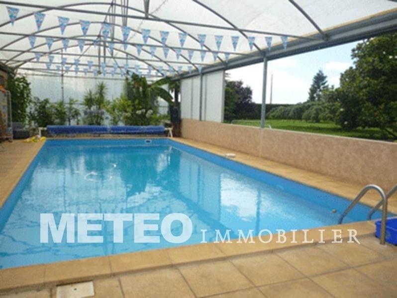 Verkauf haus Ste gemme la plaine 342100€ - Fotografie 2
