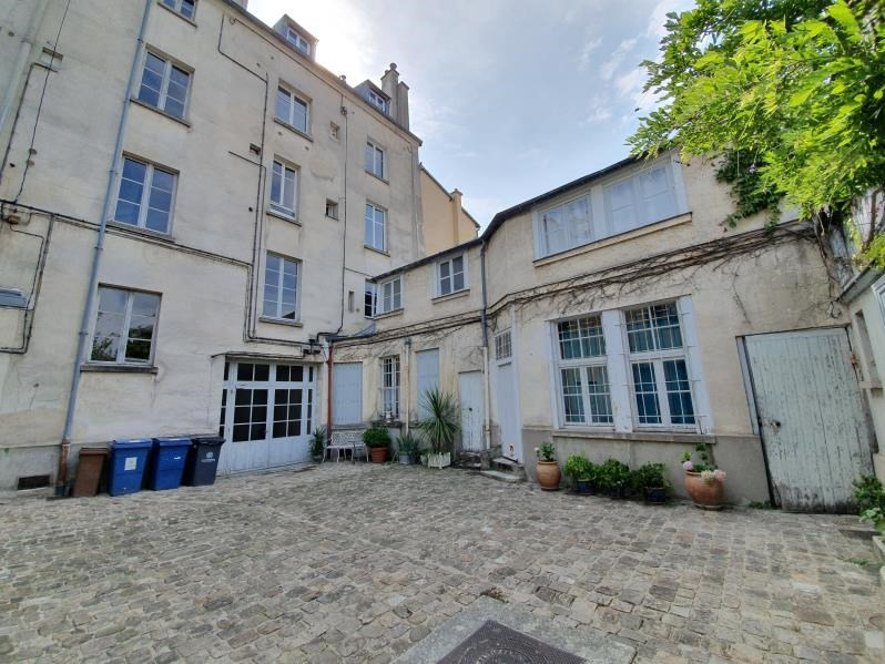 Vente appartement Versailles 467000€ - Photo 1
