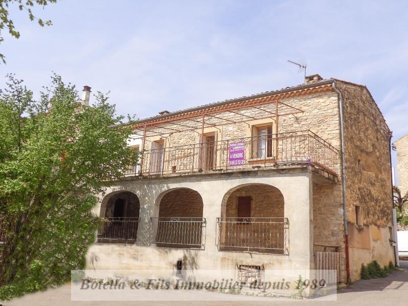 Venta  casa Barjac 159000€ - Fotografía 1