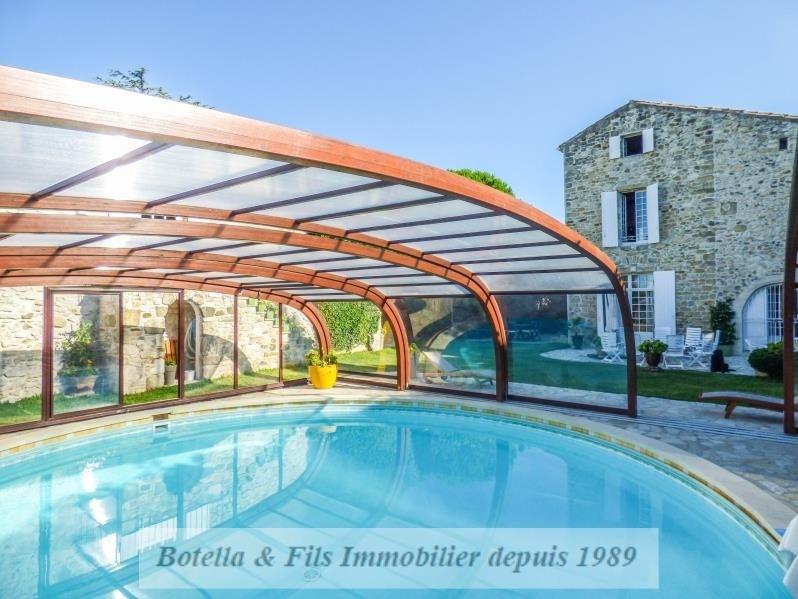 Verkauf von luxusobjekt haus Uzes 685000€ - Fotografie 19