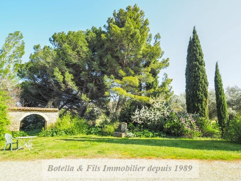 Vente de prestige maison / villa Uzes 998000€ - Photo 20