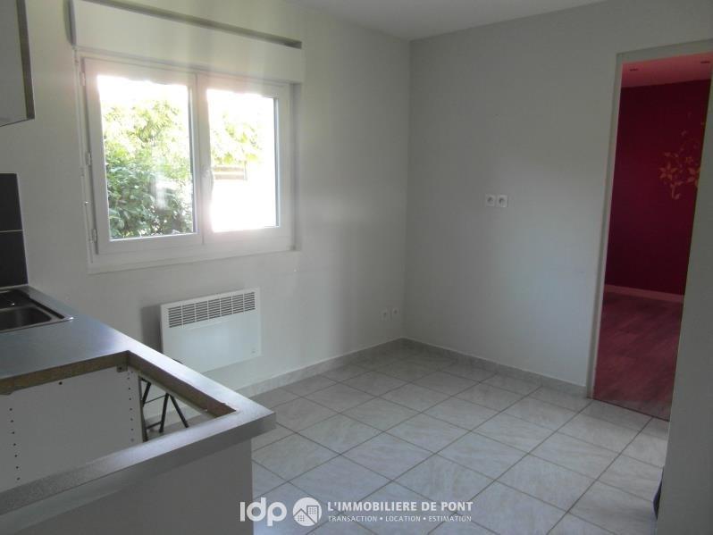 Vente appartement Pont de cheruy 106000€ - Photo 4