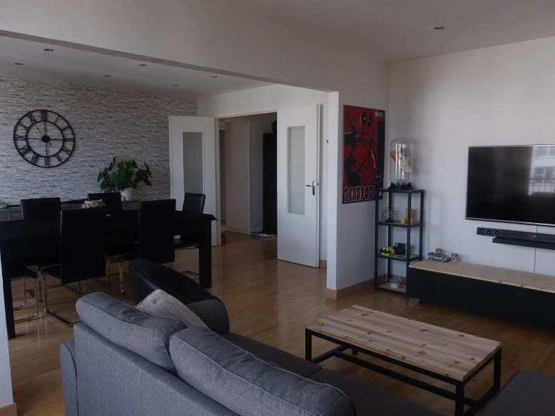 Sale apartment Troyes 108500€ - Picture 1