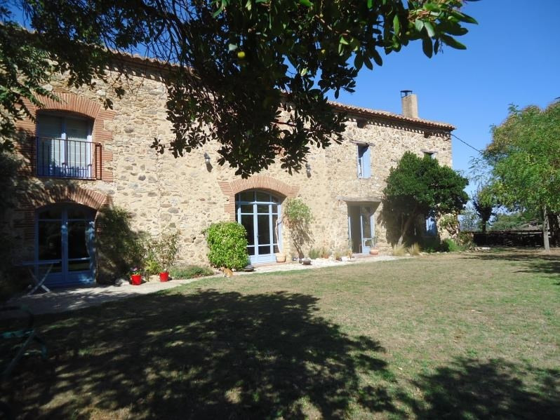 Deluxe sale house / villa Ceret 1 295 000€ - Picture 1