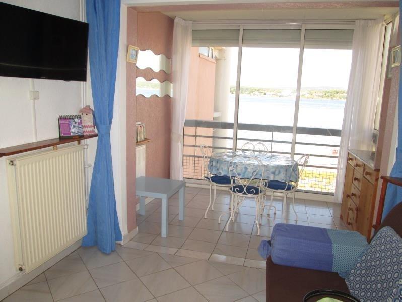 Deluxe sale apartment Balaruc les bains 129000€ - Picture 4