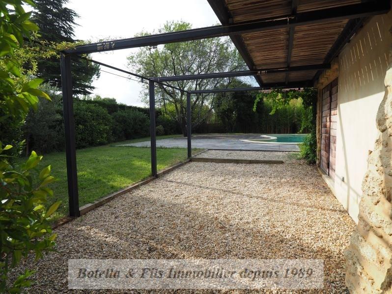 Verkoop  huis Uzes 450000€ - Foto 2