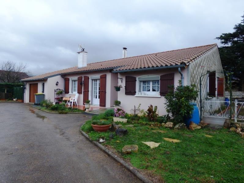 Vente maison / villa Mazamet 186000€ - Photo 1