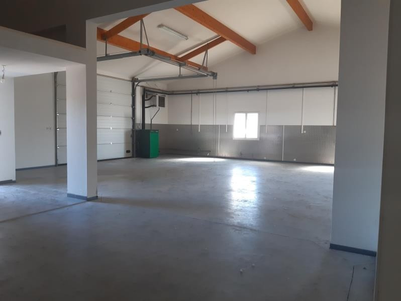 Location local commercial Chabeuil 1500€ HT/HC - Photo 3
