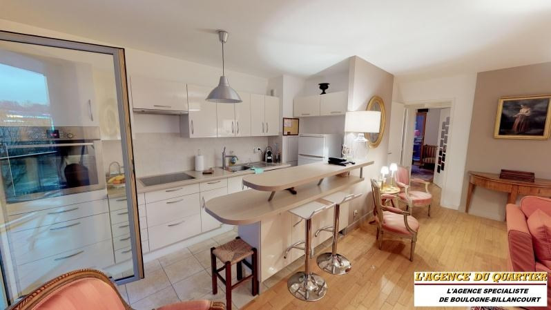 Sale apartment Boulogne billancourt 640000€ - Picture 2