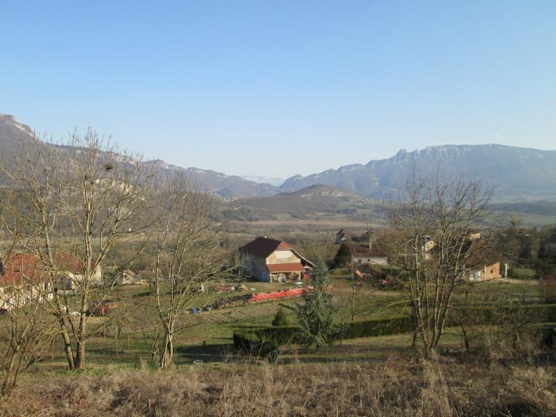 Venta  terreno Parves-nattages 61000€ - Fotografía 1
