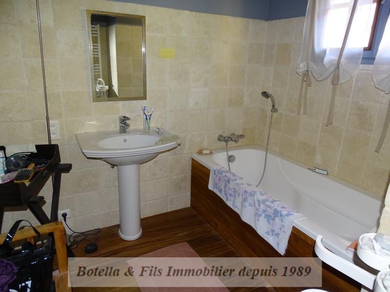 Verkoop  huis Barjac 382000€ - Foto 6