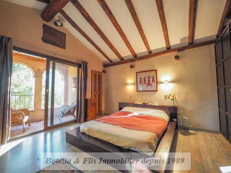 Venta de prestigio  casa Uzes 698000€ - Fotografía 9