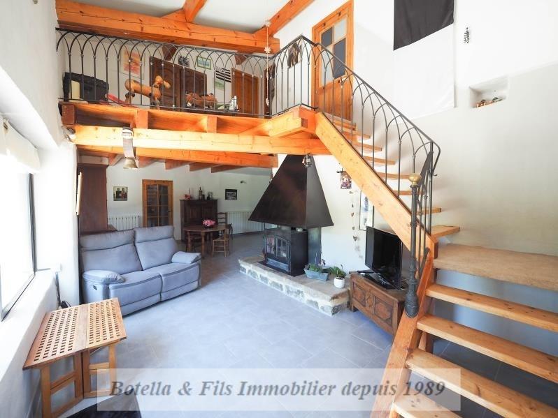 Vente maison / villa Barjac 318000€ - Photo 4