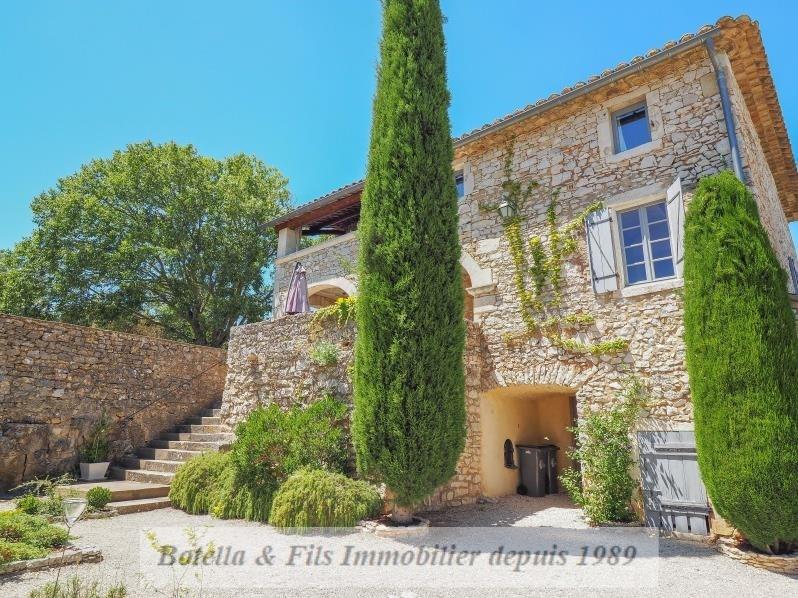 Venta de prestigio  casa Uzes 980000€ - Fotografía 3