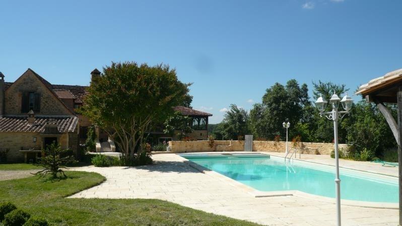 Vente de prestige maison / villa Le buisson de cadouin 600000€ - Photo 2