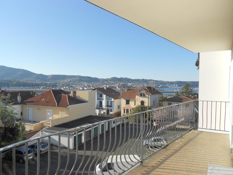 Rental apartment Hendaye 885€ CC - Picture 1