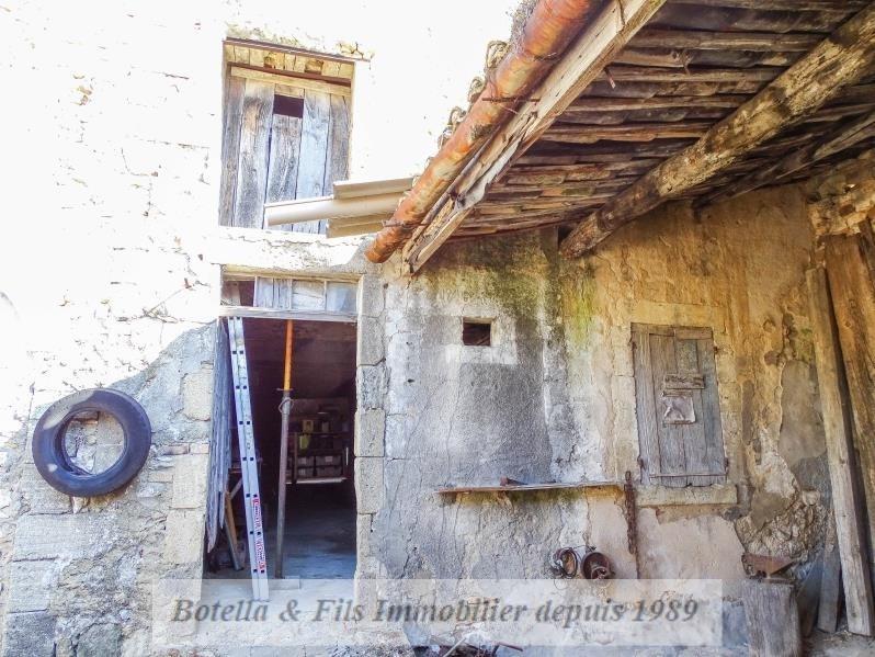 Vente maison / villa Uzes 99900€ - Photo 3
