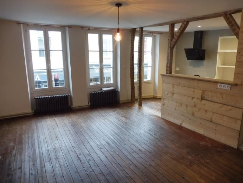 Rental apartment Mortagne au perche 470€ CC - Picture 1