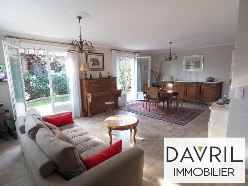 Sale house / villa Andresy 575000€ - Picture 2