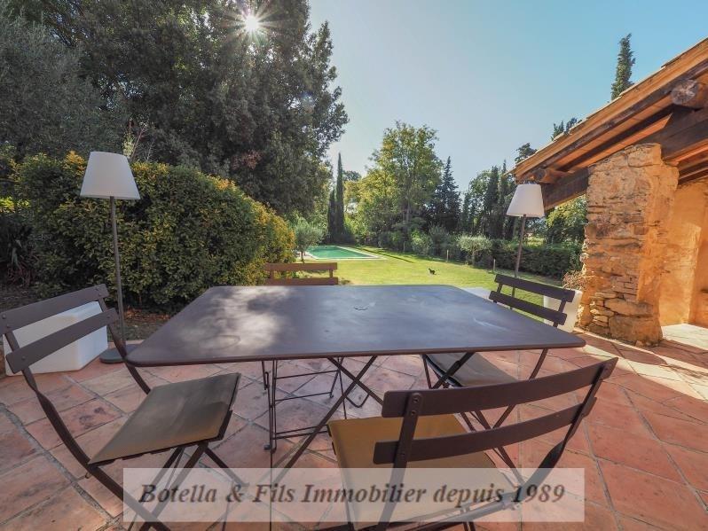 Vente de prestige maison / villa Uzes 795000€ - Photo 8
