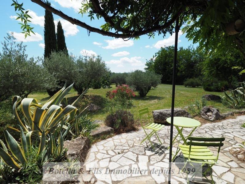 Immobile residenziali di prestigio casa Goudargues 526000€ - Fotografia 13