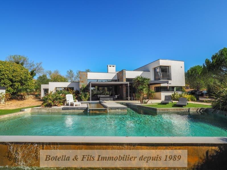 Immobile residenziali di prestigio casa Uzes 1575000€ - Fotografia 14
