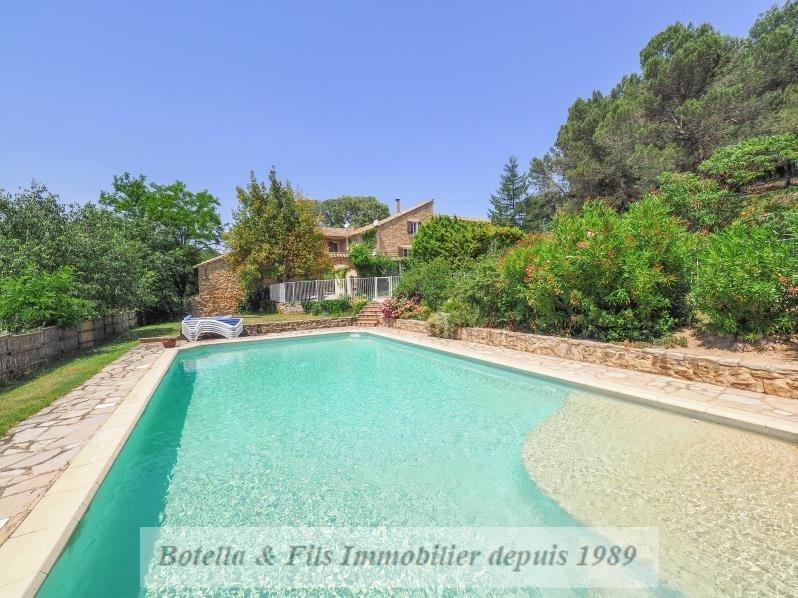 Verkauf von luxusobjekt haus Uzes 1196000€ - Fotografie 15