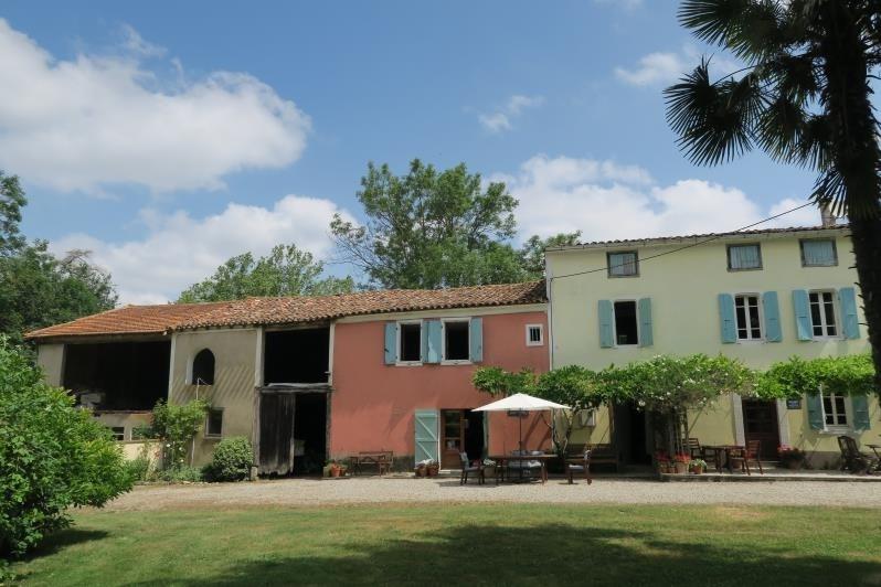 Sale house / villa Mirepoix 462000€ - Picture 2