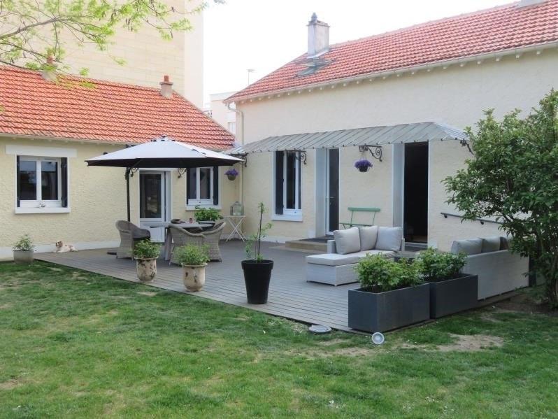 Vente maison / villa Le pecq 895000€ - Photo 2