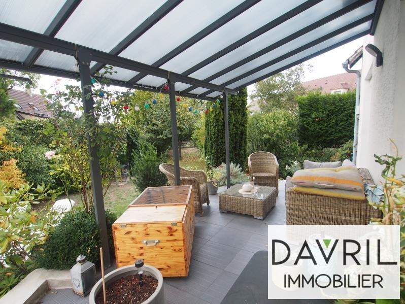 Sale house / villa Conflans ste honorine 522500€ - Picture 3