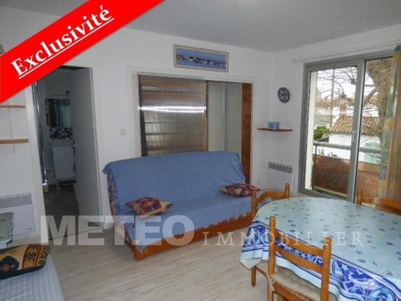 Sale apartment La tranche sur mer 119 050€ - Picture 1