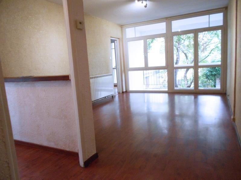 Verkoop  appartement Nimes 99000€ - Foto 1