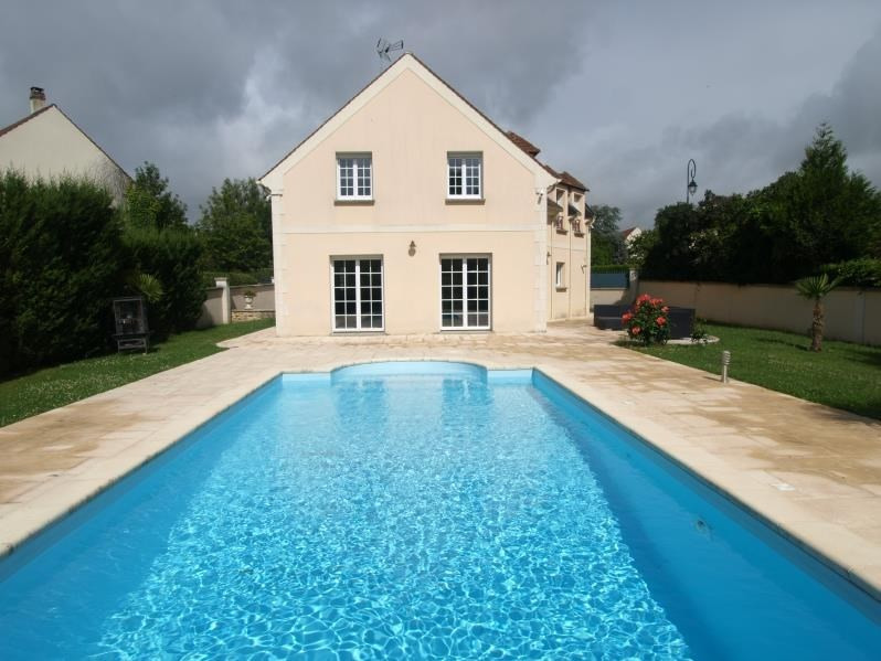 Sale house / villa Montfort l amaury 598 000€ - Picture 2
