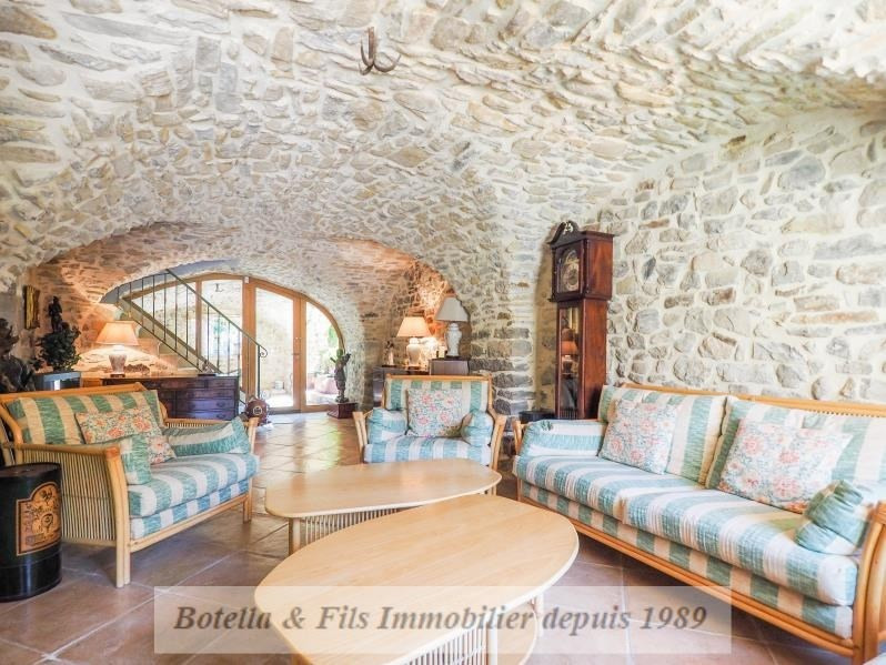 Venta de prestigio  casa Uzes 825000€ - Fotografía 14