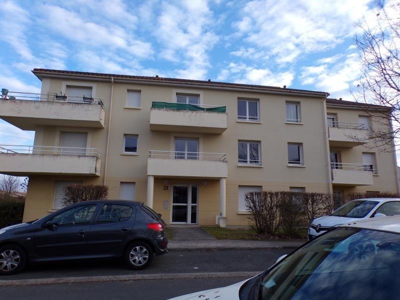 Vente appartement Poitiers 77760€ - Photo 1