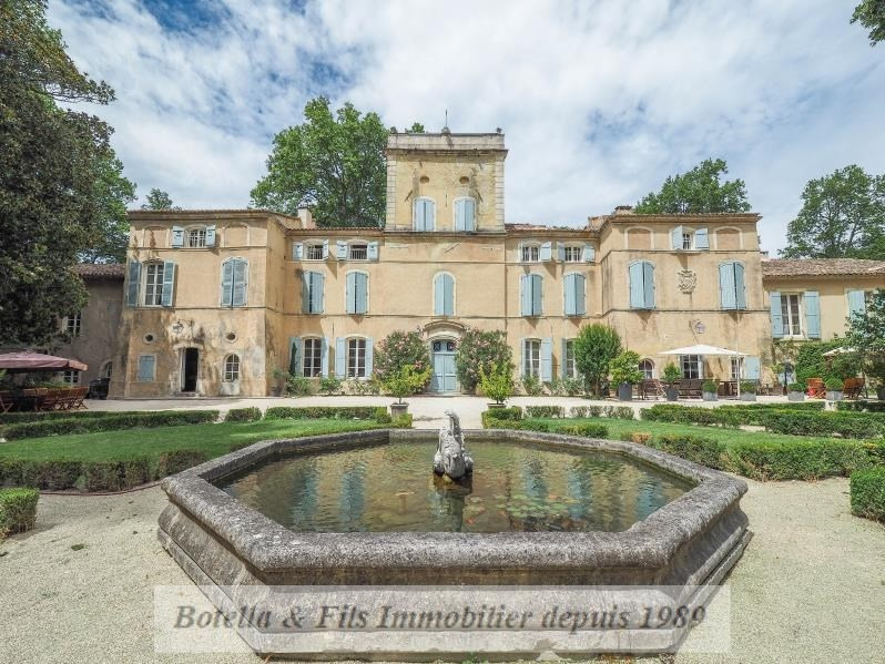 Verkauf von luxusobjekt haus Avignon 3500000€ - Fotografie 1