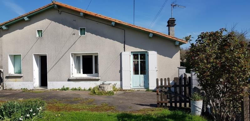 Sale house / villa Brulain 69 900€ - Picture 1