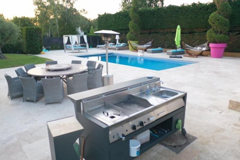 Deluxe sale house / villa Orgeval 1390000€ - Picture 5