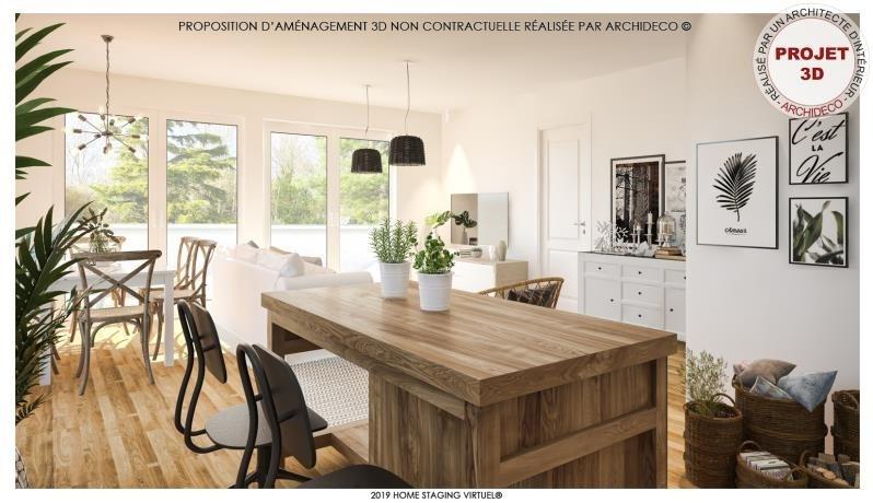 Sale apartment Bruz 191475€ - Picture 8
