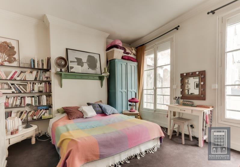 Vente de prestige appartement Paris 18ème 1260000€ - Photo 7